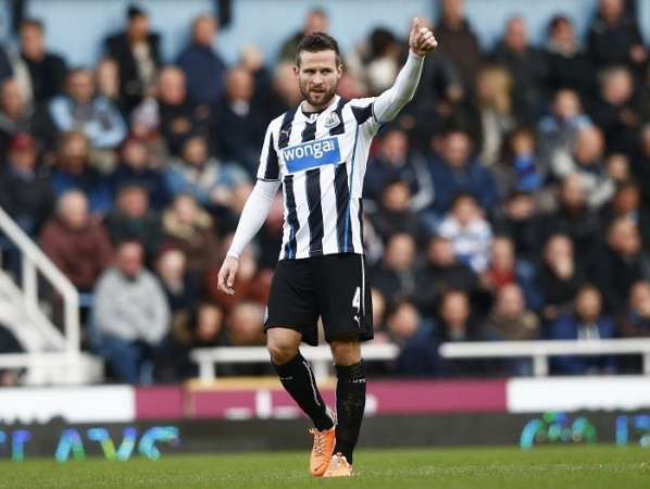 Yohan Cabaye Newcastle