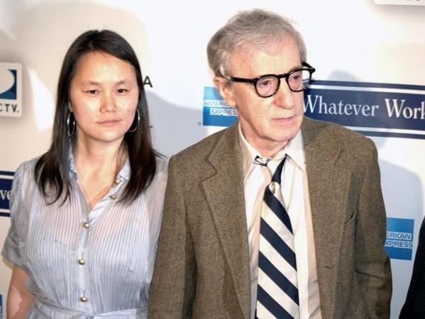 Soon-Yi Previn, Woody Allen