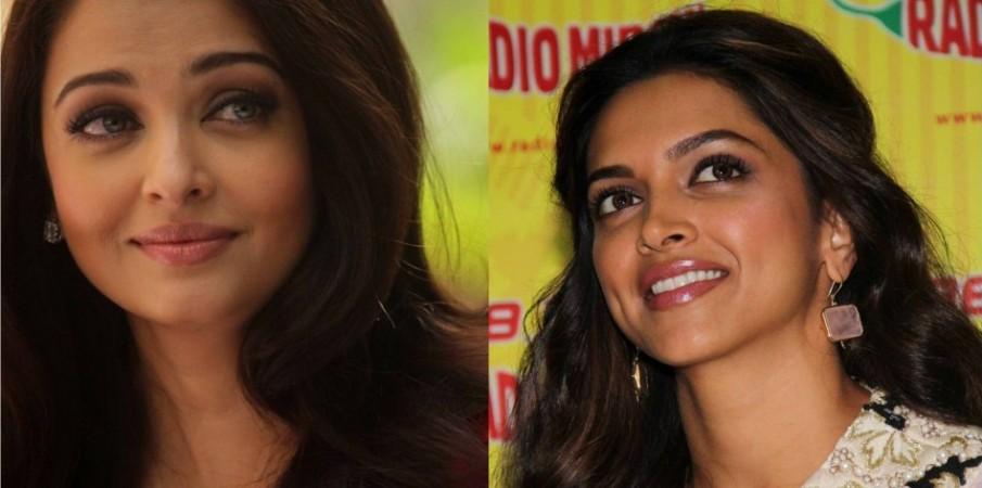 Aishwarya Rai Bachchan and Deepika Padukone