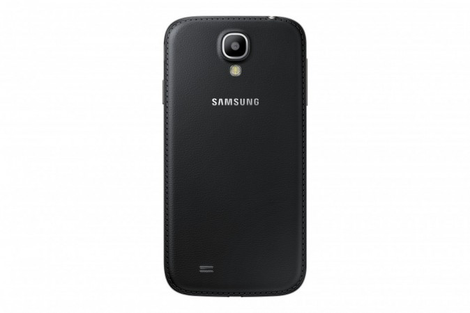 Samsung Announces Galaxy S4, S4 Mini 'Black Edition' Variants with Faux Leather Cover