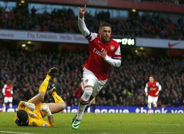 Alex Oxlade-Chamberlain Arsenal