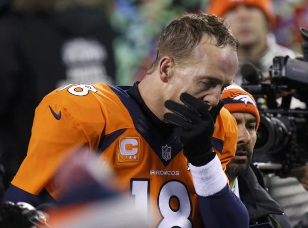 Denver Broncos, Peyton Manning, NFL Super Bowl XLVIII