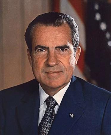 Richard Nixon/WikiCommons