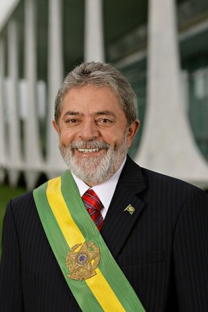 President Lula of Brazil/Wikicommons