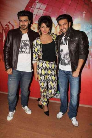 'Gunday' stars on Boogie Woogie
