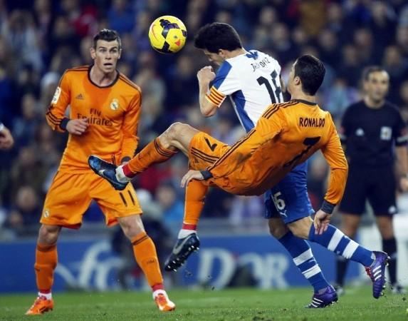 Gareth Bale, Cristiano Ronaldo, Real Madrid