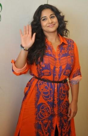 Vidya Balan aka 'Bobby Jasoos' Becomes Narendra Modi for a Day