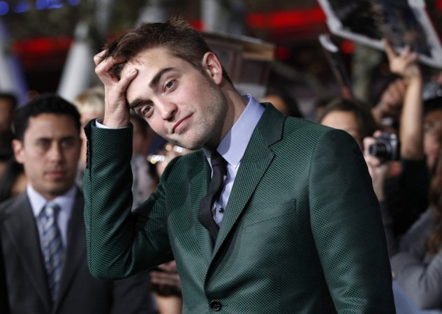 Robert Pattinson plays the role of a famous photographer in the upcoming drama movie Life
