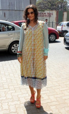 Vidya Balan Promotes 'Shaadi Ke Side Effects' at a special brunch