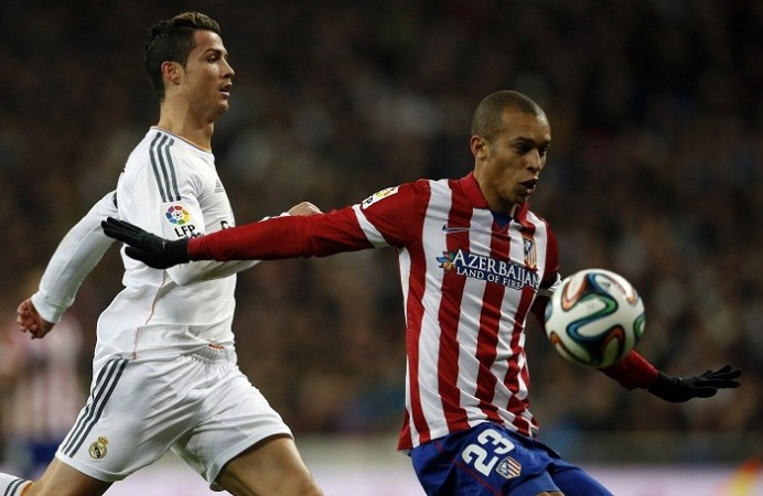 Ronaldo Miranda Real Madrid Atletico Madrid