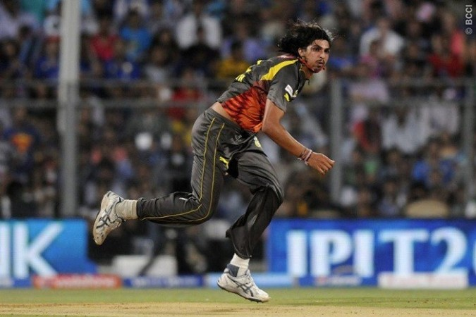 Ishant Sharma Sunrisers Hyderabad