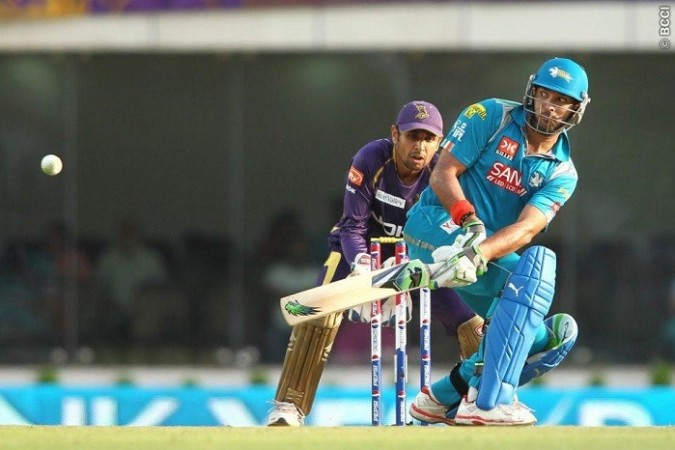Yuvraj Singh Pune Warriors India IPL