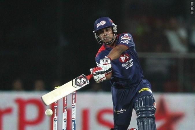 Kedar Jadhav Delhi Daredevils IPL