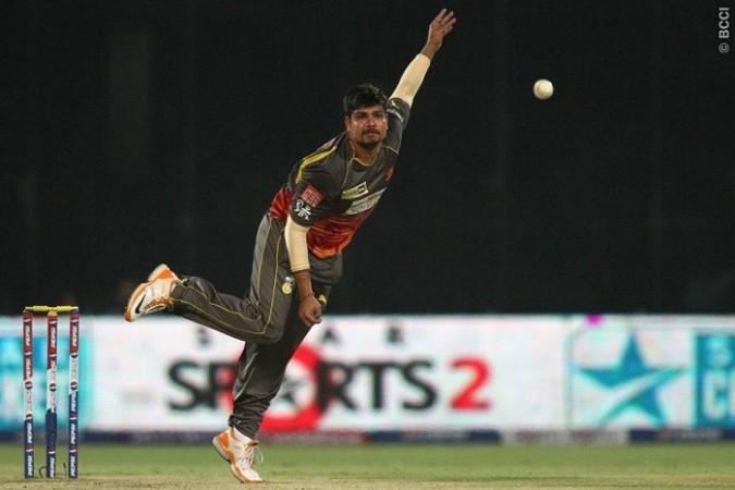 Karan Sharma Sunrisers Hyderabad IPL