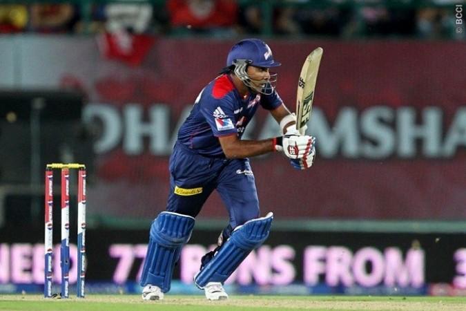 Mahela Jayawardene Delhi Daredevils IPL