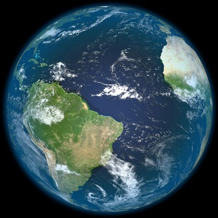 Earth (Wiki Commons)