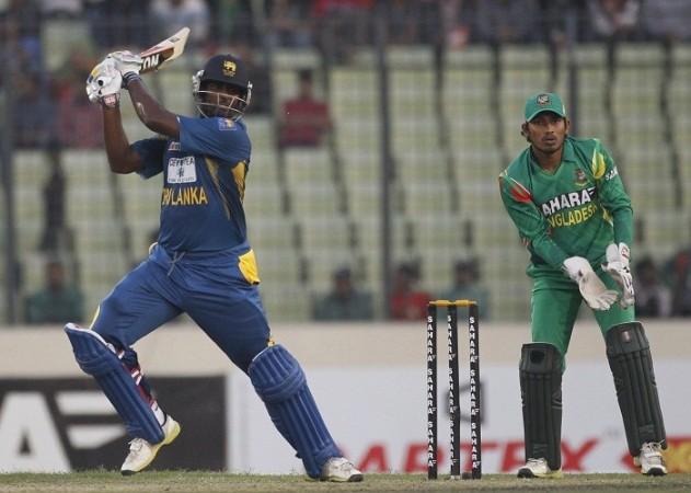 Thisara Perera Anamul Haque Sri Lanka Bangladesh
