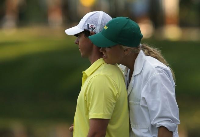 Wozniacki and McIlroy