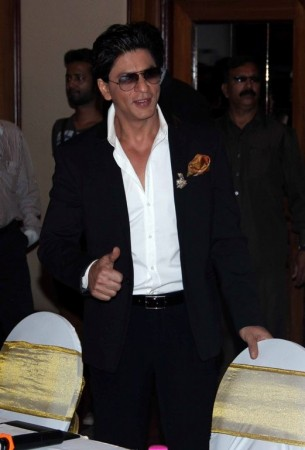 Shahrukh Khan Launch Discovery Channel's 'Living with KKR'