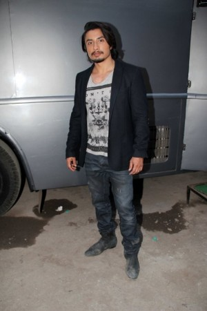 Ali Zafar at promotional Event Of Film Total Siyapaa