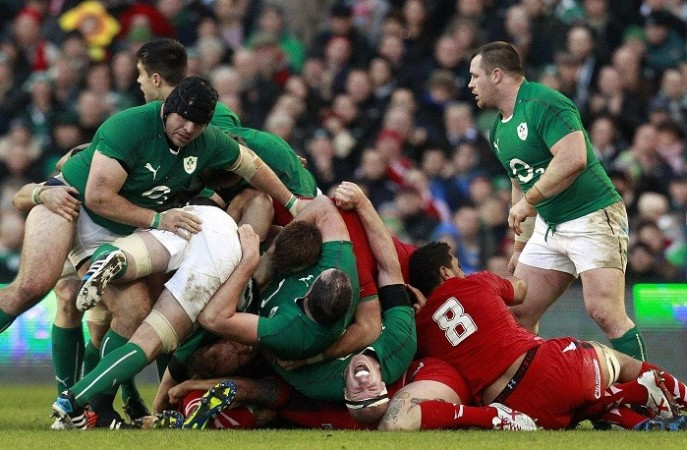 Ireland Wales Rugby Six Nations