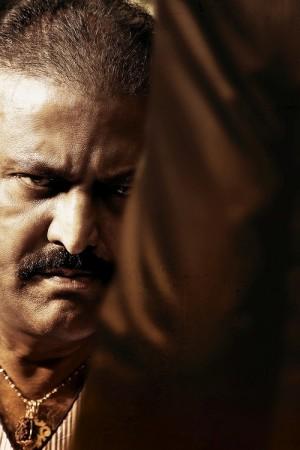 Mohan Babu First Look in Rowdy