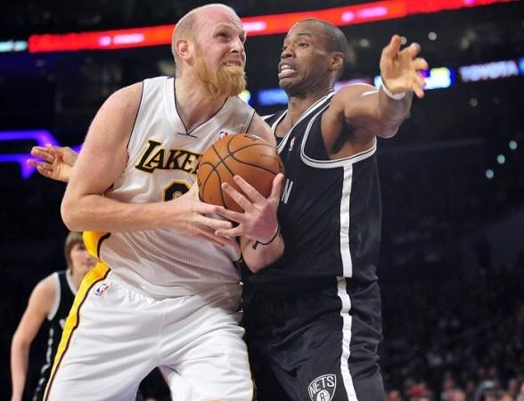 Jason Collins Brooklyn Nets Kaman Lakers
