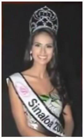 Joaquin 'El Chapo' Guzman's wife, former beauty queen Emma Coronel/Youtube Capture