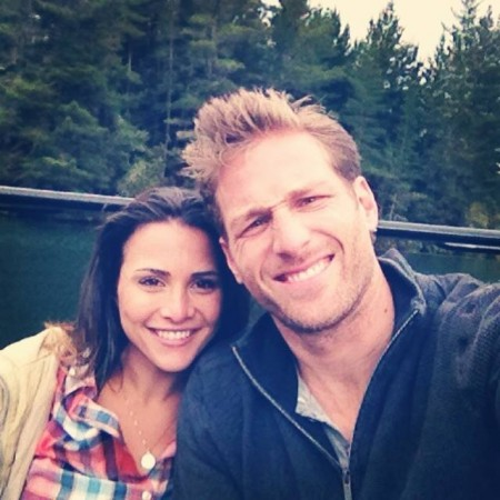 Andi Dorfman and Juan Pablo