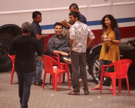 Karan Johar, Dhanush, Gauri Shinde (Varinder Chawla)