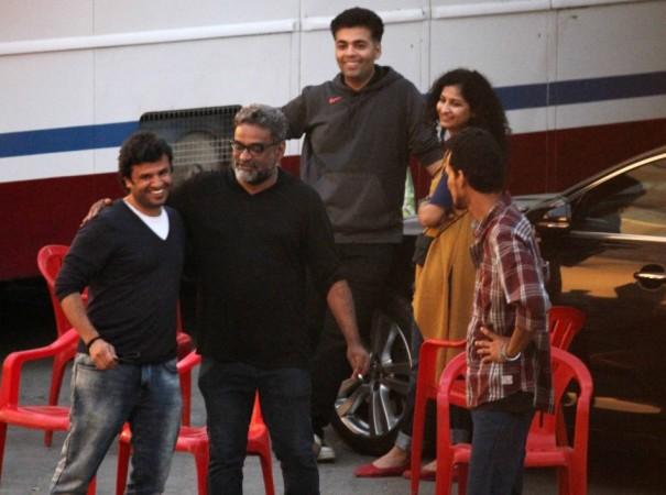 Balki, Karan Johar, Gauri Shinde (Varinder Chawla)