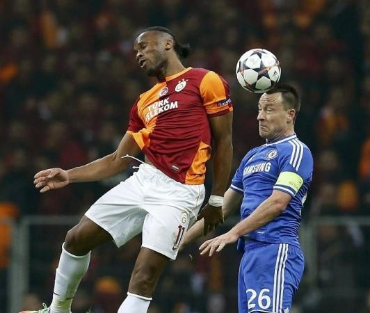 Didier Drogba Galatasaray Chelsea John Terry