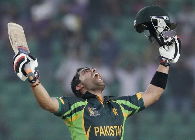Umar Akmal Pakistan