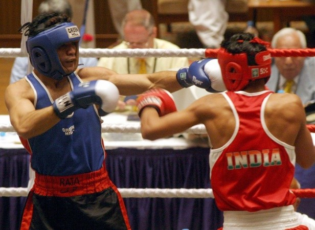 Boxing in India