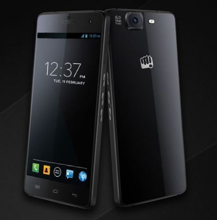 Micromax Canvas Knight Full HD Smartphone with Octa-Core CPU Unveiled in India; Price, Availability Details