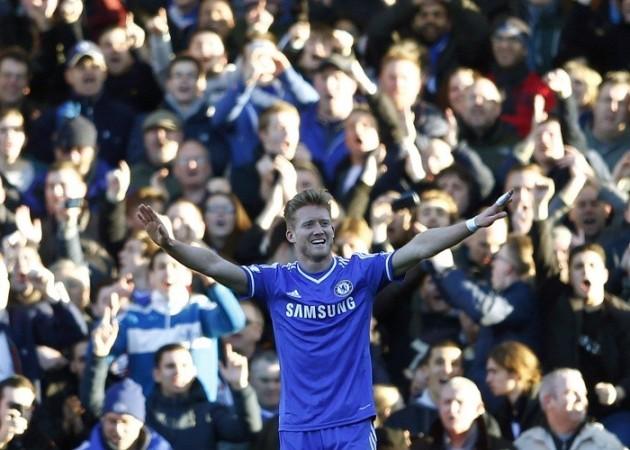 Andre Schurrle Chelsea