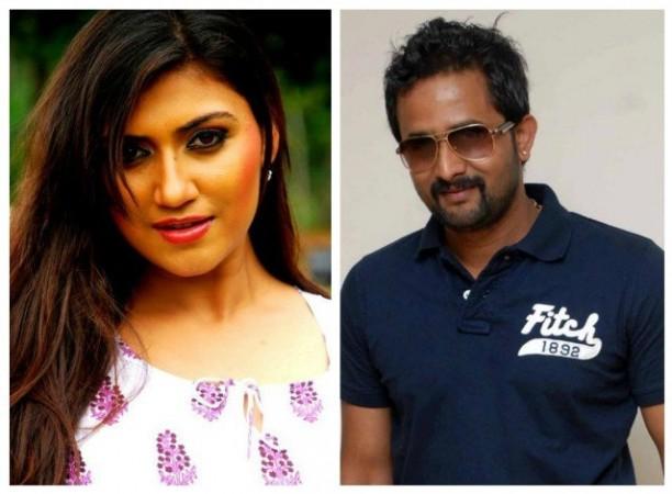 Actors Neethu and Srinagar Kitty