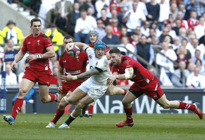 Wales England rugby Six Nations