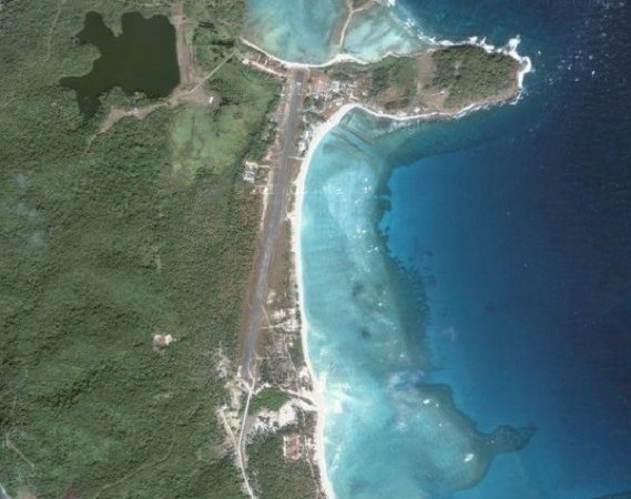 Great Coco Island Airport [Representative Picture]