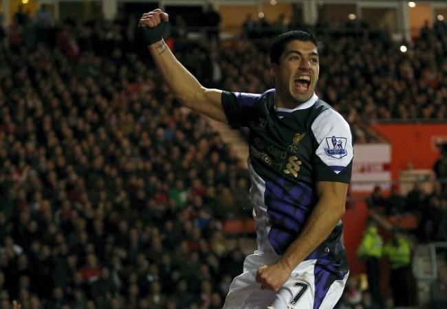 Liverpool Luis Suarez