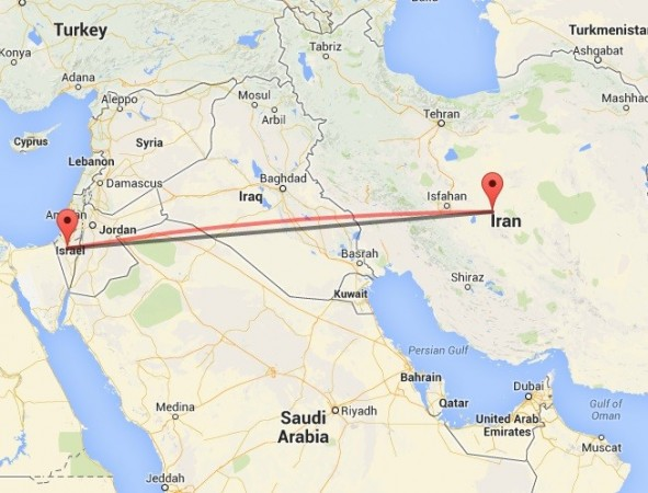 Israel is suspecting threat from Iran