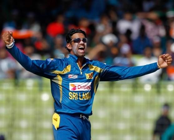 Sachitra Senanayake Sri Lanka