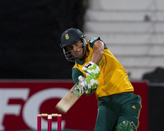 Faf Du Plessis South Africa
