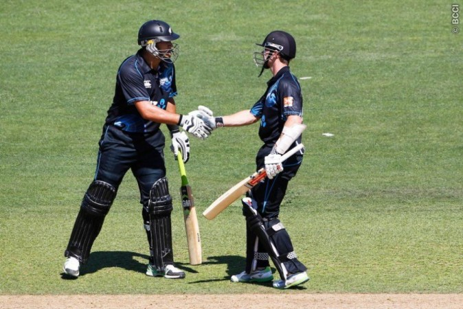 Ross Taylor Kane Williamson