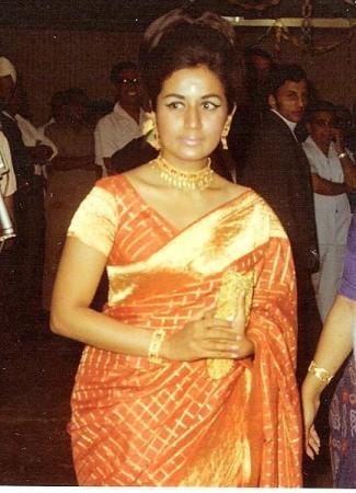 Veteran actress Nanda passes away