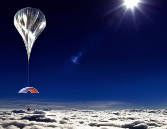 Giant Balloon Trip to the Edge of Space: World View Plans to Begin the Ride by Late 2016
