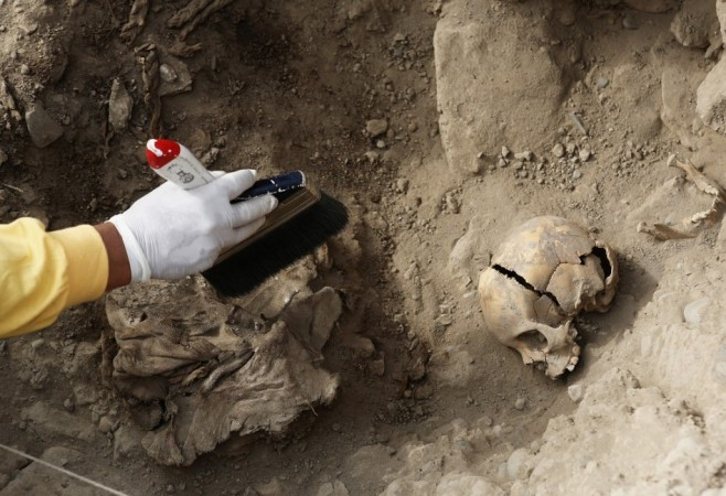 Tomb with Pyramid Entranceway Discovered in Egypt (Representational Image)