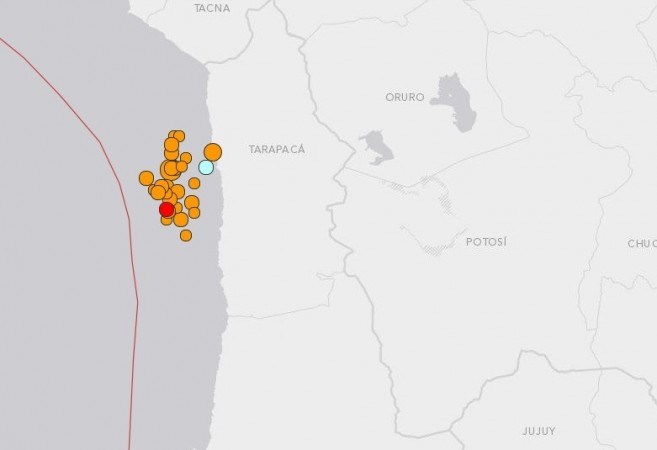 Chile Earthquake of Magnitude 8.2: The fault that triggered the Magnitude 8.2 temblor late Tuesday was overdue for a significant earthquake and therefore, an even more powerful temblor could be in store.