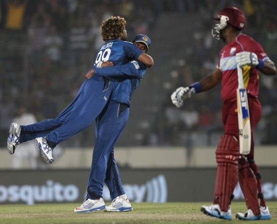 Malinga Sri Lanka Dwayne Smith West Indies