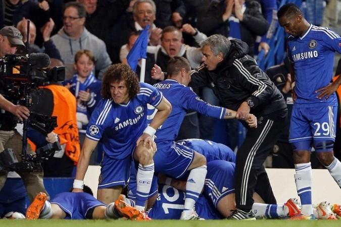 Chelsea Luiz Mourinho